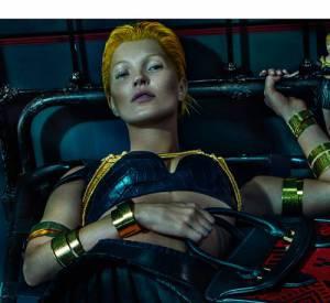 Film de la campagne du Printemps-Été 2014 d'Alexander McQueen.