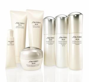 Toute la ligne de soins Ibuki by Shiseido
