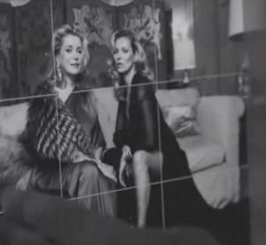 Catherine Deneuve et Kate Moss, réunies pour le shooting mode de Vanity Fair