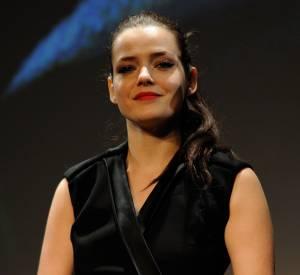 Roxane Mesquida, l'une des dernières à avoir rejoint le jury.