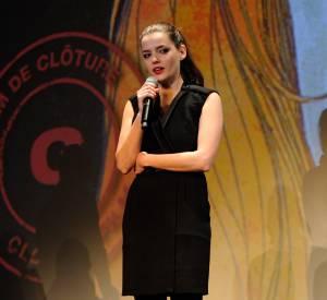 Roxane Mesquida, une jurée de charme.