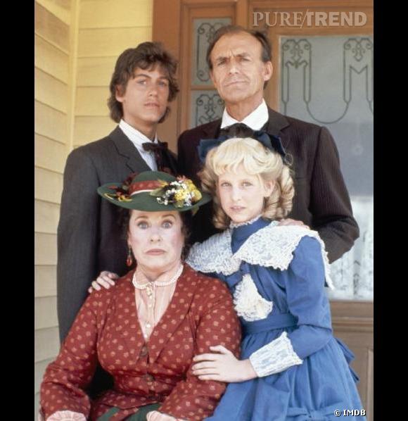 """Richard Bull jouait un épicier, époux et père de famille drôle et attachant dans """"La petite maison dans la prairie""""."""