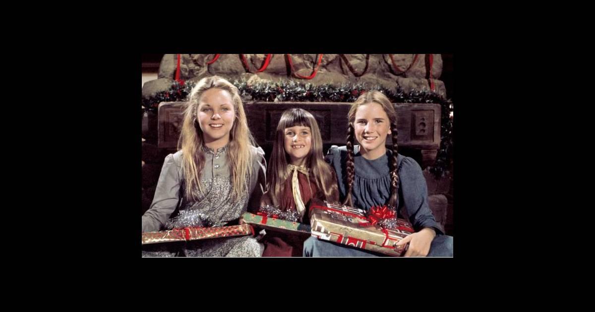 on se souvient des trois filles ingalls dans la petite maison dans la prairie la s rie. Black Bedroom Furniture Sets. Home Design Ideas