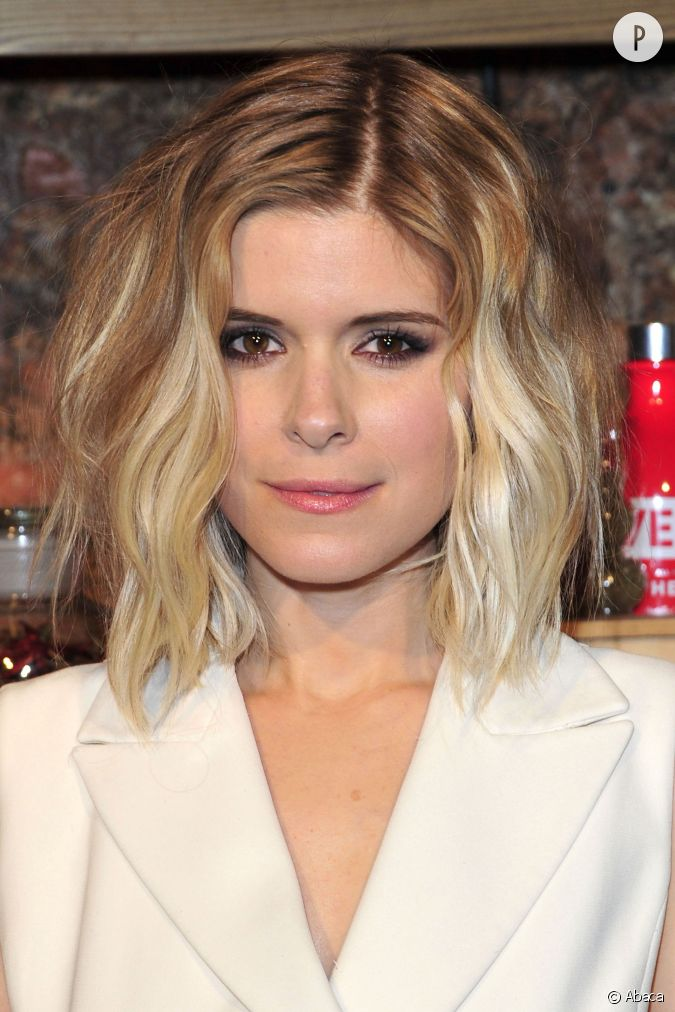 kate mara affiche un ombr hair ultra lumineux. Black Bedroom Furniture Sets. Home Design Ideas