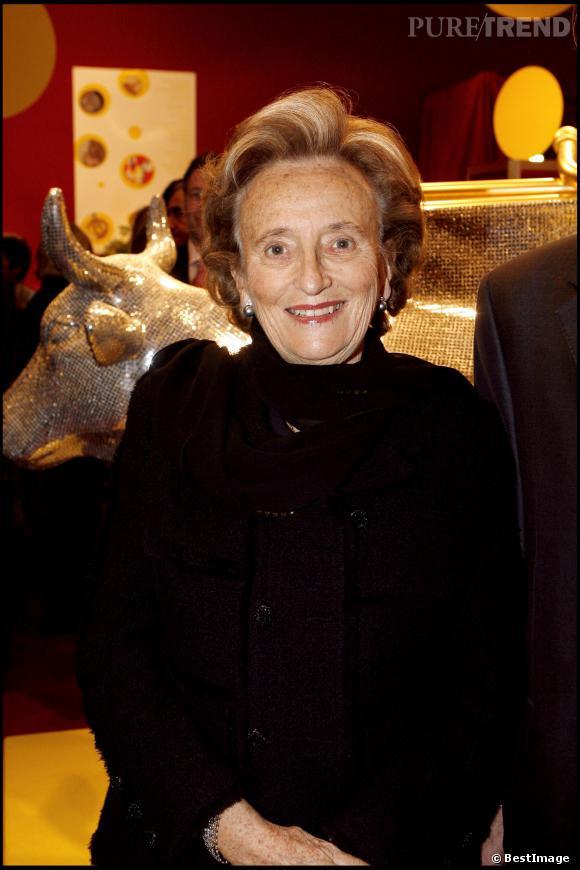 Bernadette Chirac revient sur sa vie à L'Elysée et son rôle de Première dame qu'elle a adoré, pour Paris Match.