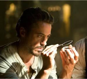 """Robert Downey Jr dans le premier film """"Iron Man""""."""