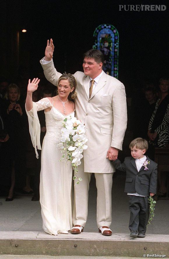 David douillet et sa femme se marient en 2001 dans le for Se balader dans les yvelines