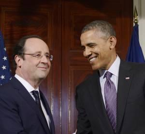 Hollande et Obama aux USA : les détails de la réception