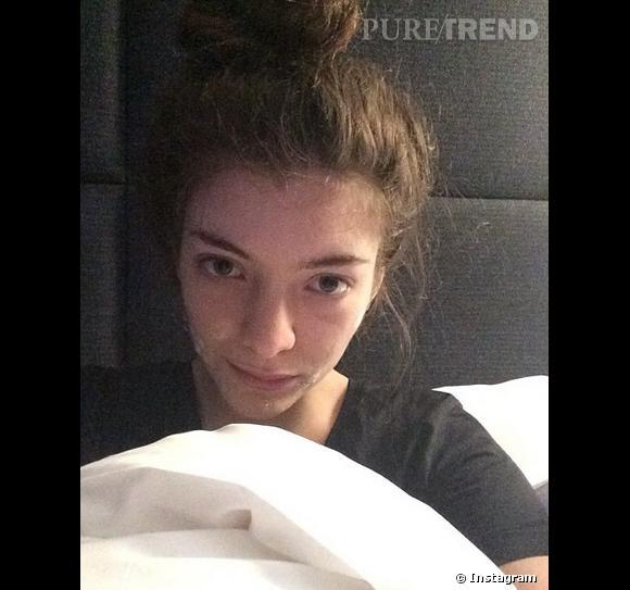 Lorde, une adolescente de 17 ans comme les autres.