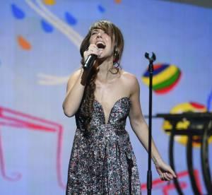 Zaz : plus sexy que jamais en décolletée aux Victoires de la Musique 2014