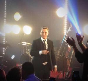 Robbie Williams, roi de la provoc' encore et toujours.
