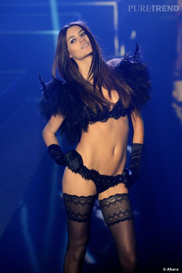 """Le défilé Etam Live Show 2013 : """"Girls Only""""."""