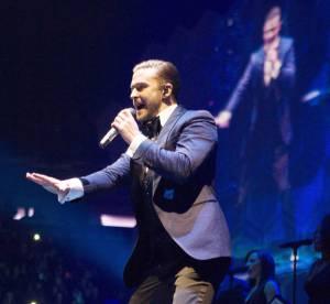 Justin Timberlake : Un doigt d'honneur qui passe mal en plein concert