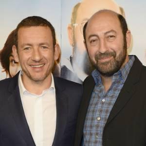 """Dany Boon et Kad Merad, au casting de """"Supercondriaque""""."""