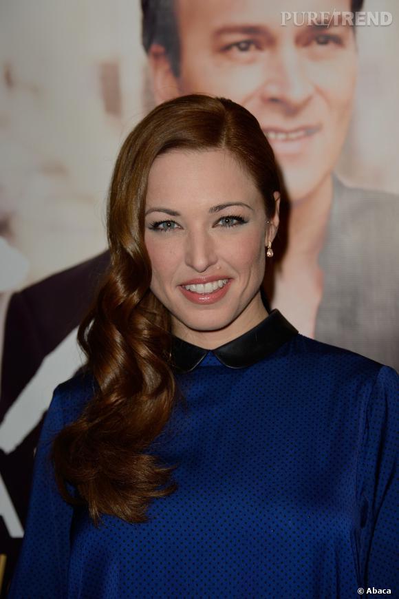Natasha St-Pier, la chanteuse devenue présentatrice sera aussi en charge de commenter la Grande Finale de l'Eurovision 2014, le 10 mai, diffusée en direct sur France 3.