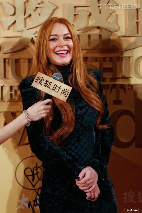 Lindsay Lohan revient sur le devant de la scène dans une production d'Oprah Winfrey.