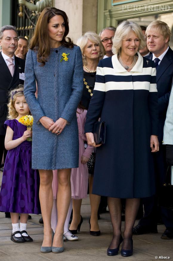 Kate Middleton est toujours au centre des rumeurs.