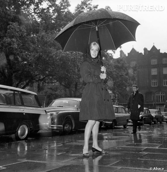 Catherine Deneuve, une icône du cinéma.
