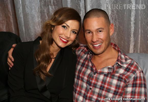 Stacy Keibler s'est mariée avec Jared Pobre au Mexique ce samedi 8 mars 2014.