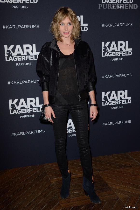 La Pauline Mardi Karl Parfum Lagerfeld Du Nouveau À Lefevre Soirée dCWoxBer