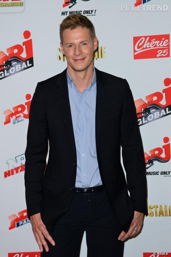Matthieu Delormeau, présentateur du Mag d'NRJ12.