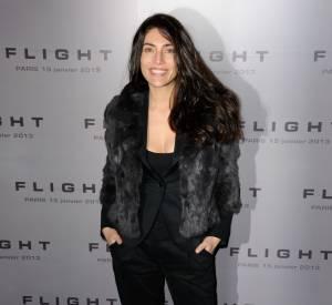 """Caterina Murino à l'avant-première du film """"Flight"""", sensuelle et élégante."""