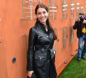 Caterina Murino à Roland Garros ne perd pas de son mordant !