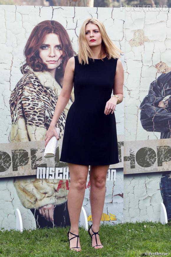 """Mischa Barton joue le rôle d'une prositutée roumaine dans """"Hope Lost""""."""