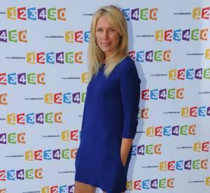 Agathe Lecaron : 40 ans et heureuse maman d'un petit Gaspard