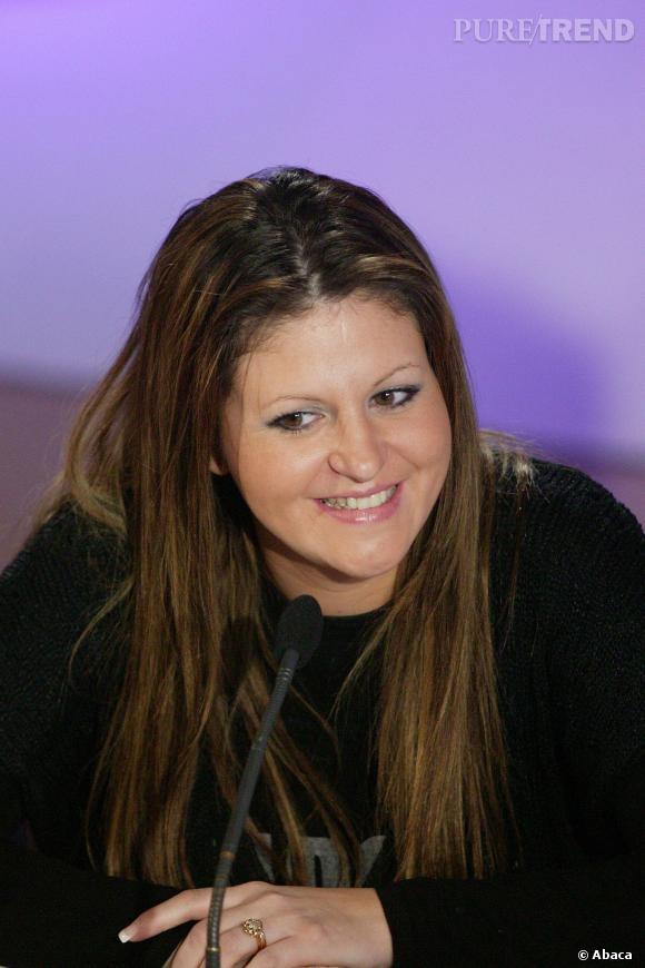 Cindy Sander en 2008.