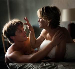 "Xavier Samuel et Robin Wright dans ""Perfect Mothers"""