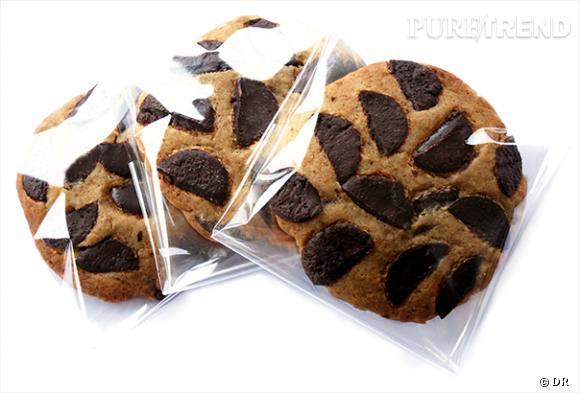 Les sublimes cookies maison sans gluten (mais plein de chocolat) de Loupénélope sont sur le site Enfin!.