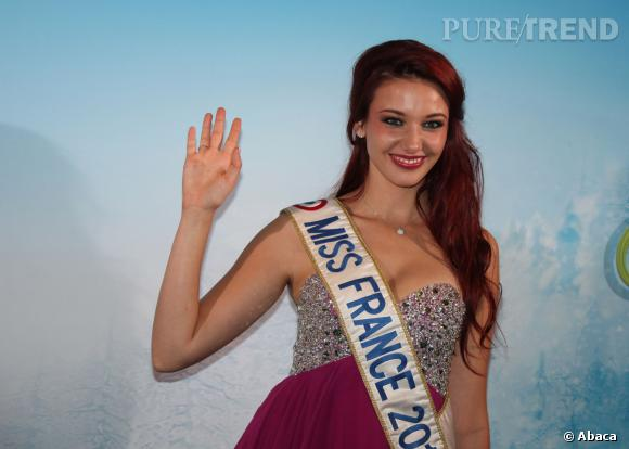 Delphine Wespiser (ex Miss France 2012) s'est présentée aux élections municipales 2014 de sa ville, Magstatt-le-Bas (en Alsace).