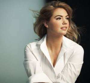 Kate Upton, la surprise sexy de Bobbi Brown