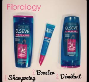 Elsève Fibralogy, un shampoing créateur de matière pour booster les cheveux fins
