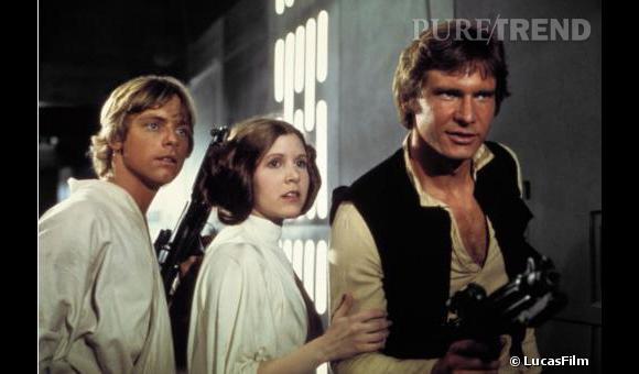 Harrison Ford reprendra son rôle de Han Solo dans Star Wars VII de Disney.