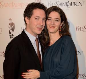 Guillaume Gallienne et sa femme se sont mariés civilement en 2004.