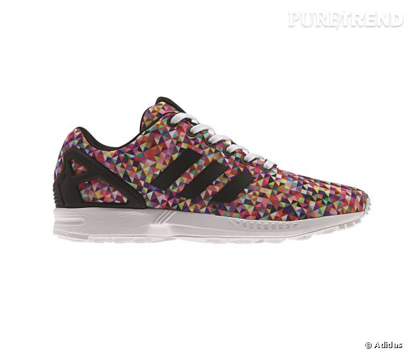 Basket Adidas Originals ZX Flux, prix : 105€