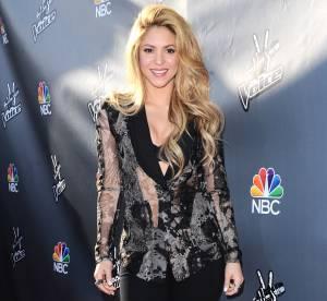 Shakira, Lady Gaga, Rihanna : toutes nues (ou presque) sous leurs vestes !