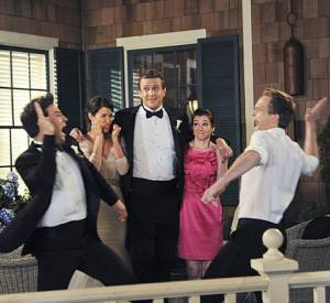 "Saison 9 de la série ""How I Met Your Mother""."