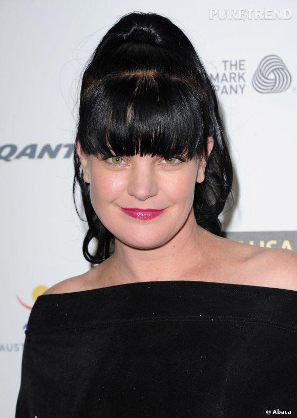 """Pauley Perrette, alias Abby dans la série """"NCIS Enquêtes Spéciales"""", est accusée d'harcélement sur son ex-mari."""