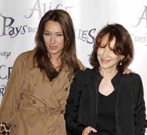Nathalie Baye : sa fille Laura Smet, une actrice 'douée et très joyeuse'
