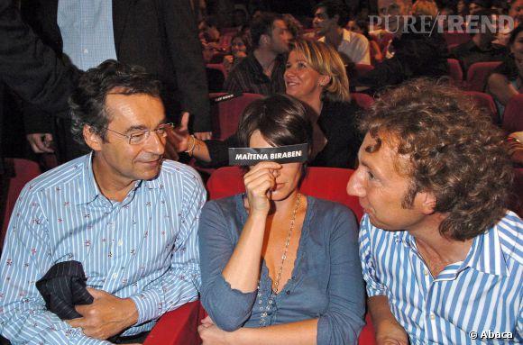 """Maïtena Biraben faisait partie des animatrices favorites pour remplacer Michel Denisot lors de son départ du """"Grand Journal"""" en 2013."""