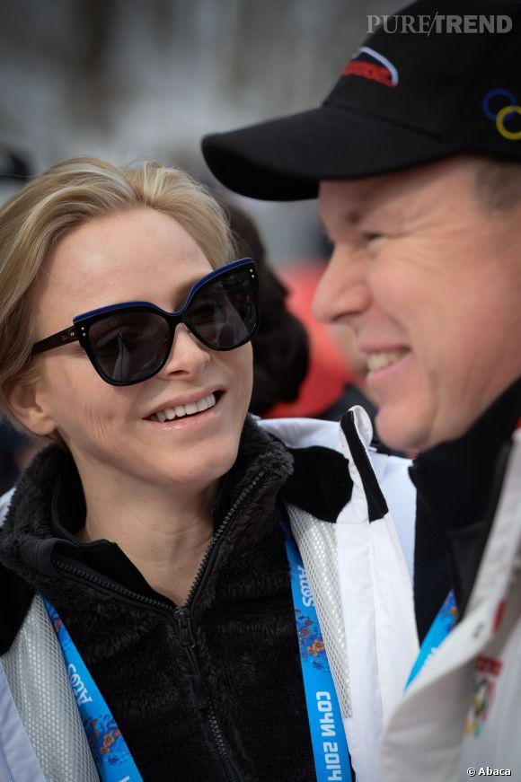 Charlene de Monaco et Prince Albert, toujours amoureux.