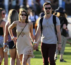 Ashley Greene lors du premier week-end de Coachella à Indio en avril 2014.
