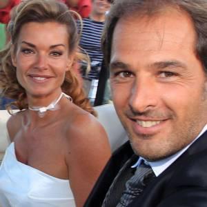 Le 27 août 2011 au Cap-Ferret, Ingrid Chauvin et Thierry Peythieu avaient organisé un mariage de rêve.