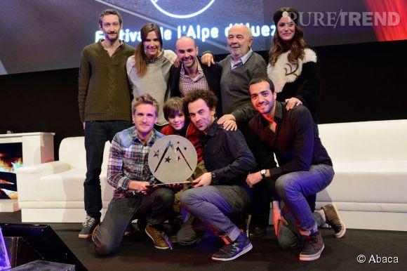"""""""Babysitting"""" a été récompensé du Prix spécial du jury et Prix du public au Festival de l'Alpes d'Huez 2014. Voilà qui annonce un joli succès en salle !"""