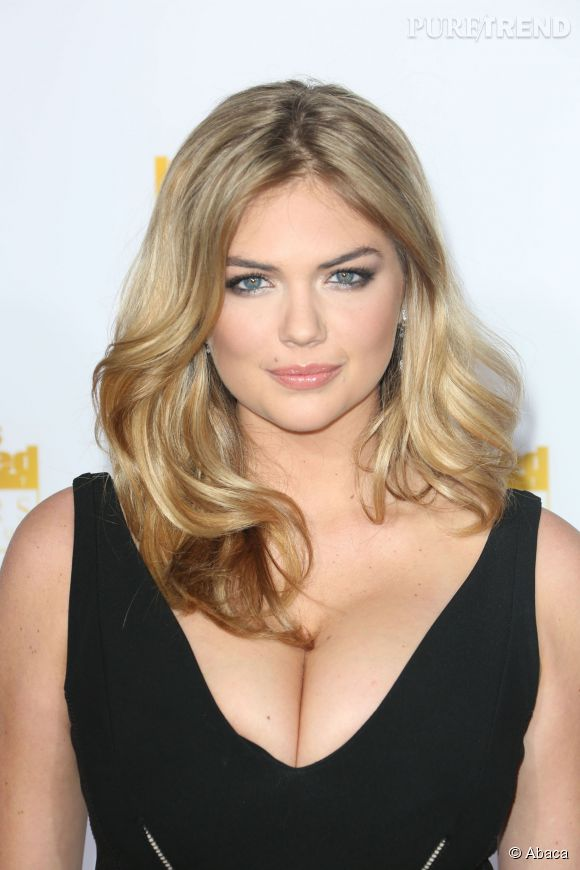 Non, Kate Upton n'a jamais dit qu'elle voulait de plus petits seins.