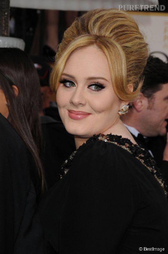 Adele préparerait un tout nouvel album pour octobre 2014.