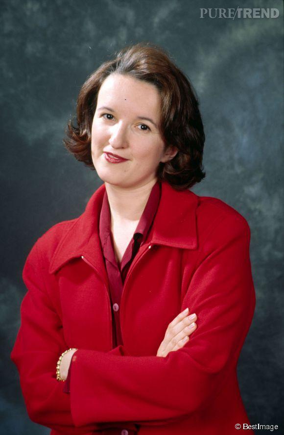 Anne Roumanoff en 1997.